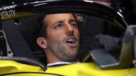 Gp Francia, penalità per Ricciardo: è undicesimo