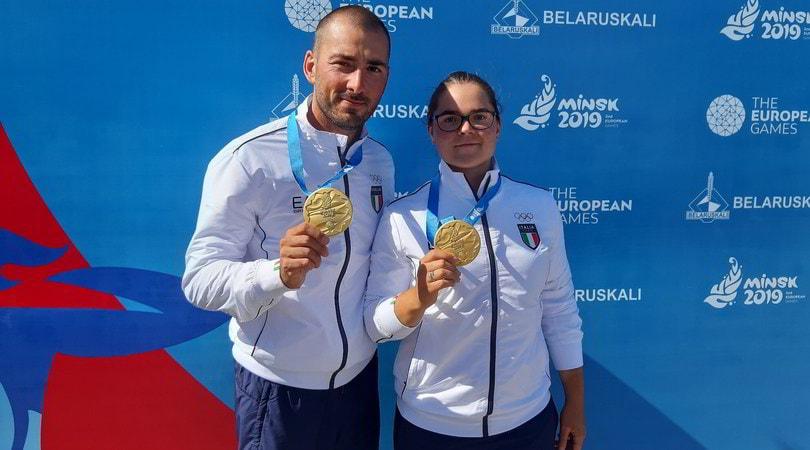 L'Italia ottiene il pass per Tokyo2020: Nespoli e Boari d'oro!
