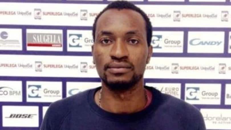 Martins Arasomwan colpo di mercato di Cantù