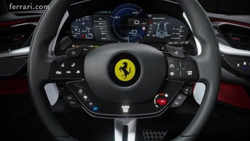 Ferrari SF90 Stradale, ecco il powetrain VIDEO