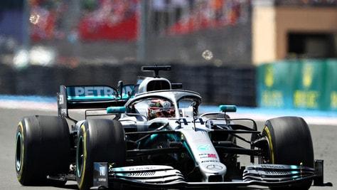 F1, Mondiale chiuso: Hamilton a 1,05 dopo la Francia