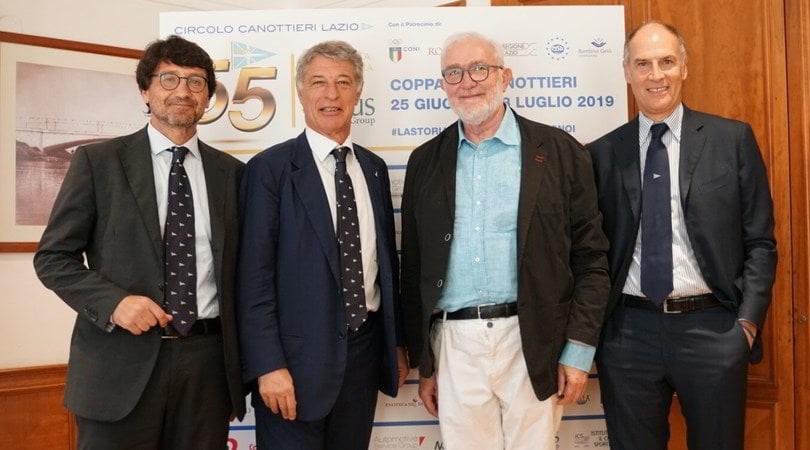 Presentata la 55ª edizione della Coppa dei canottieri Zeus Energy