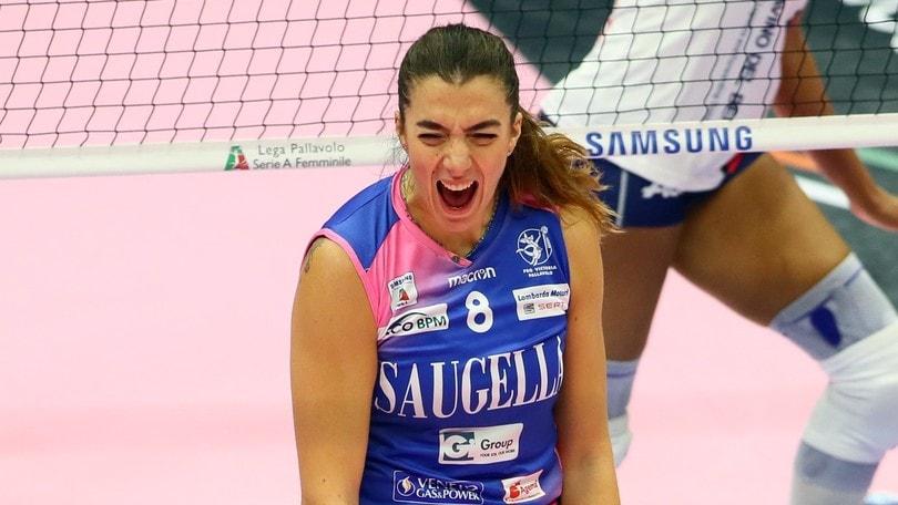 Sonia Candi da Firenze a Cuneo
