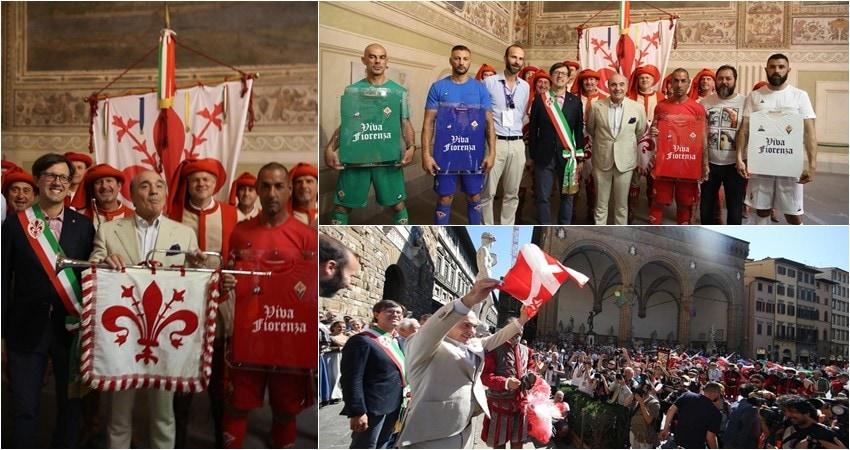 Commisso, il Magnifico Messere del Calcio Storico Fiorentino