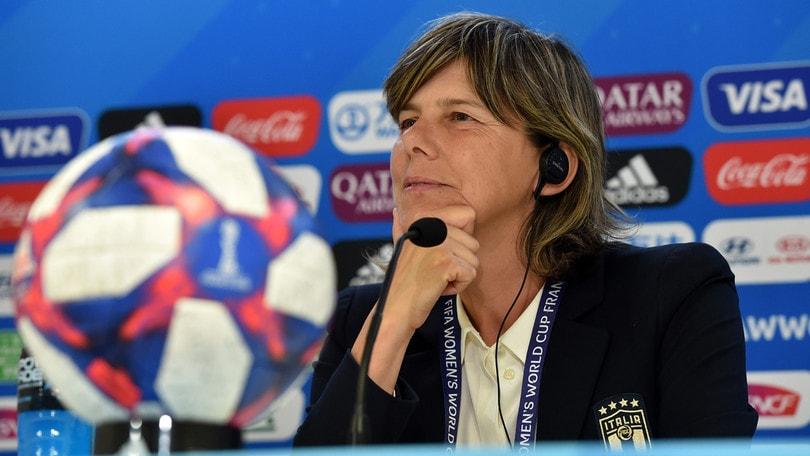 Mondiali femminili, Bertolini: