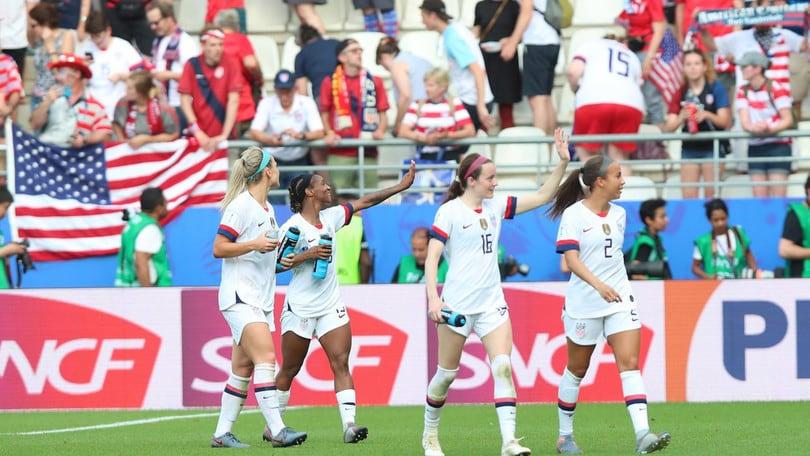 Mondiali femminili, Svezia e Stati Uniti approdano ai quarti di finale