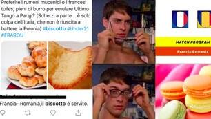 """Euro U21, Francia-Romania sui social: """"Il biscotto è servito"""""""