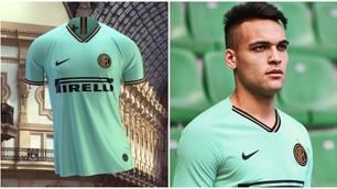 Inter, la maglia da trasferta 2019/2020