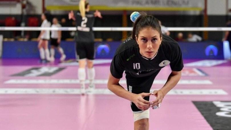 Laura Saccomani lascia Roma e torna a Brescia
