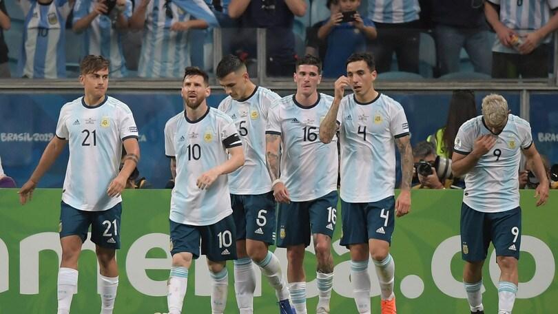 Copa America: l'Argentina resiste, il sogno è a 6,25