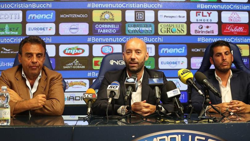 Empoli, ecco Bucchi: