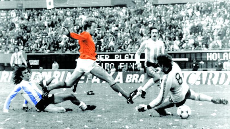 Argentina-Olanda, una finale che regalò felicità a un intero Paese