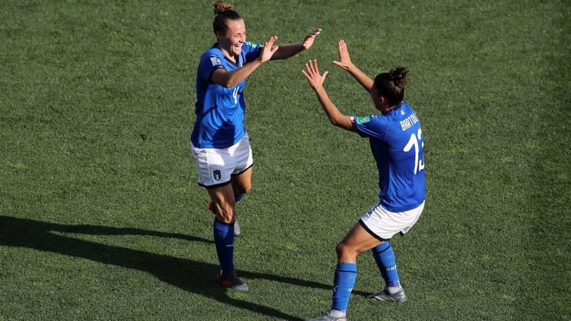Malta-Italia 0-2: apre la romanista Bartoli, raddoppia Girelli