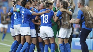 L'Italia ai quarti dei Mondiali femminili: Giacinti-Galli stendono la Cina!
