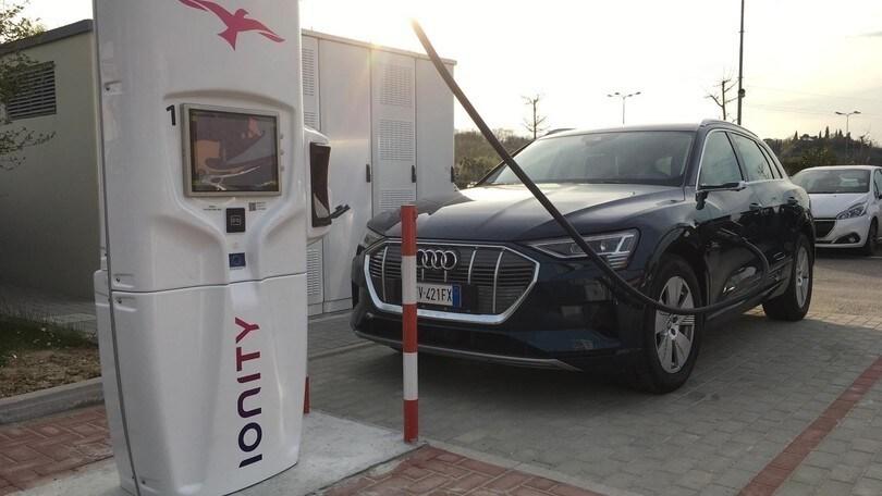 Enel X, oltre 800 colonnine di ricarica in Europa per auto elettriche