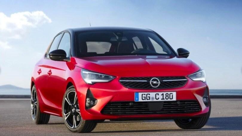 Opel Corsa si fa più leggera ed efficiente