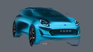 Nuova Ford Puma: gli scatti