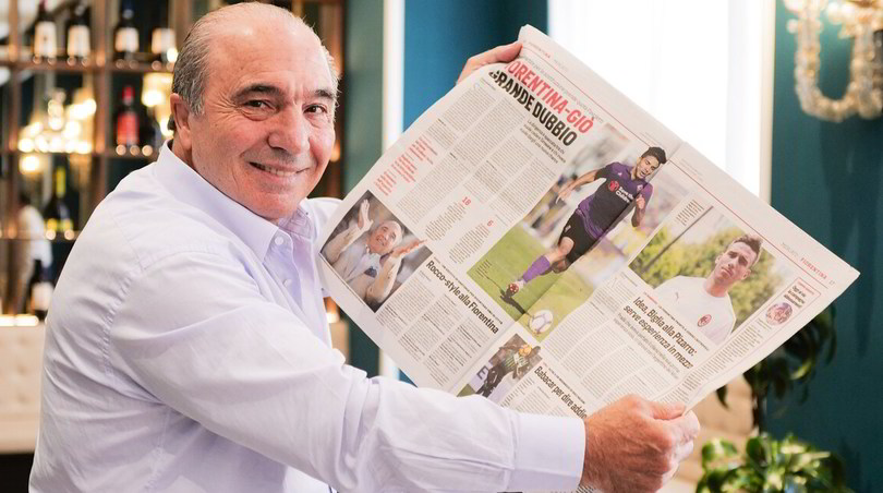 """Fiorentina, Commisso esclusivo: """"Chiesa, ti parlo io"""""""