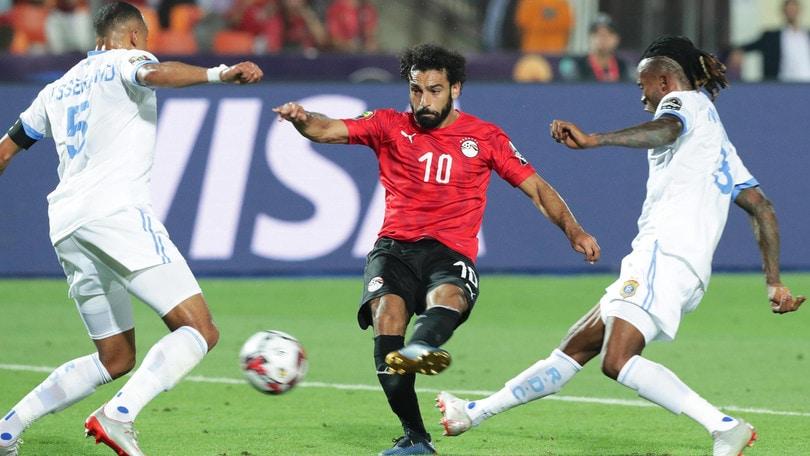 Coppa d'Africa, Salah si sblocca: Egitto e Nigeria agli ottavi