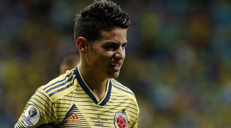 """Napoli, anche l'Atletico Madrid punta James Rodriguez"""