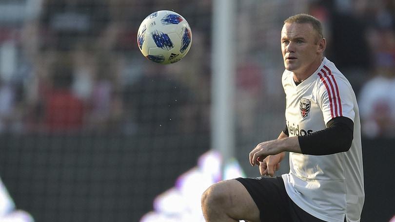 Rooney non tramonta mai: gol capolavoro da 60 metri nella MLS