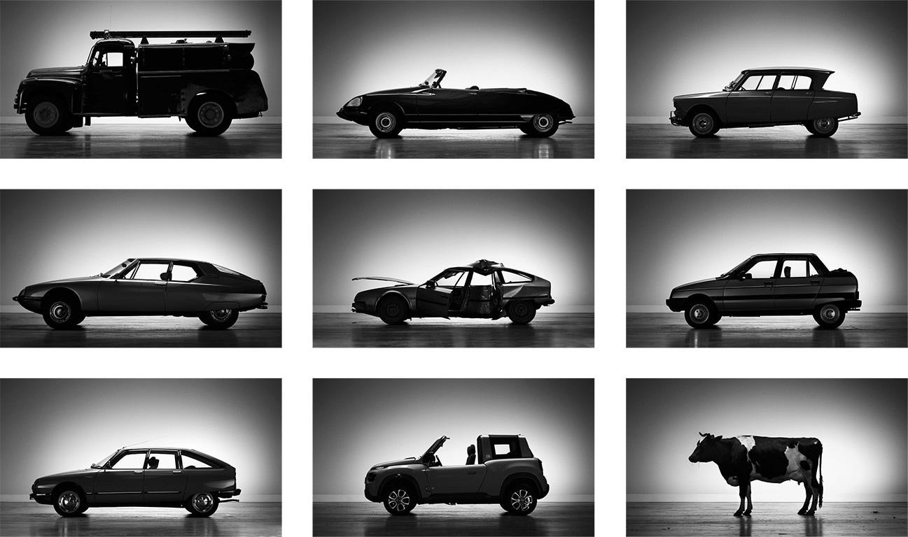 The World Inspired by Citroën, la mostra: ecco le foto