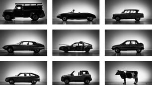 The World Inspired by Citroën, la mostra: ecco le foto