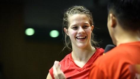 Ancora una canadese per Bergamo: Kiera Van Ryk
