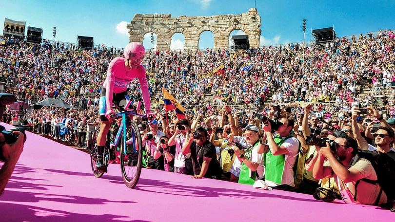Giro d'Italia 2020, svelate le tre tappe in Ungheria