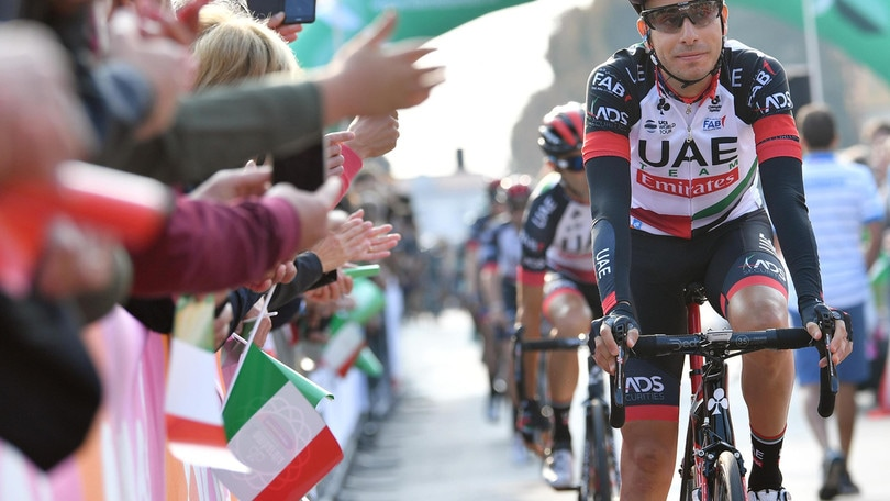 Aru sarà al Tour de France: al via con la UAE Emirates