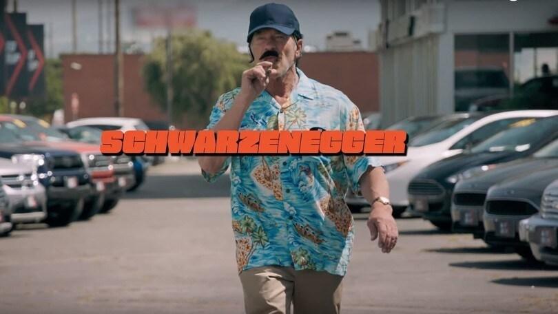 Auto elettriche: lo spot-sostegno di Schwarzenegger – VIDEO