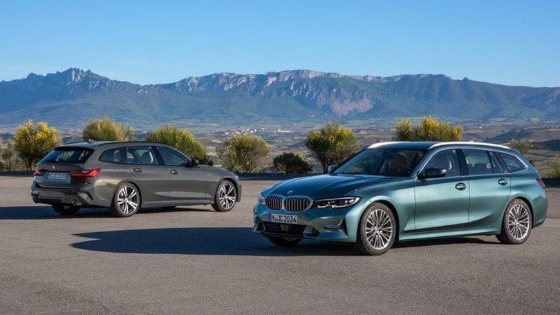 BMW, il futuro è ancora a motore termico