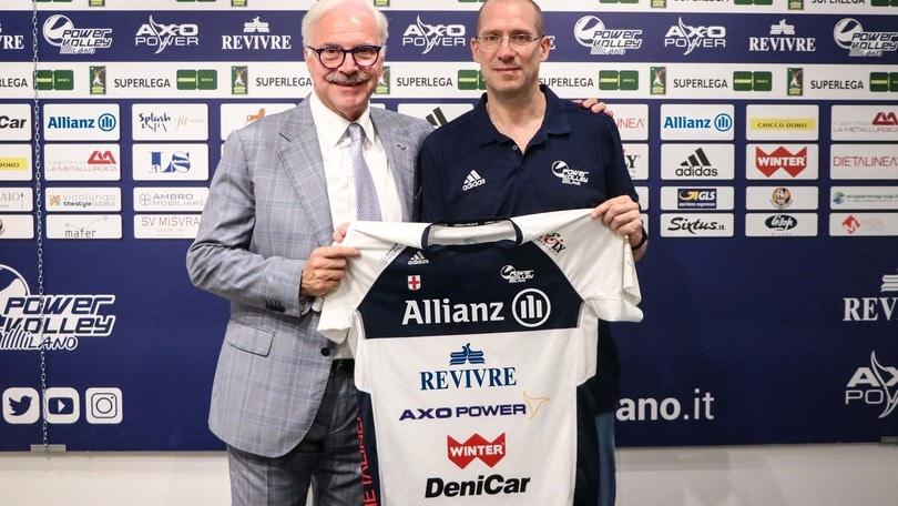 Roberto Piazza è il nuovo tecnico di Milano