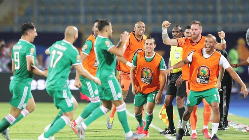 Coppa d'Africa, ko il Senegal di Koulibaly: vince l'Algeria