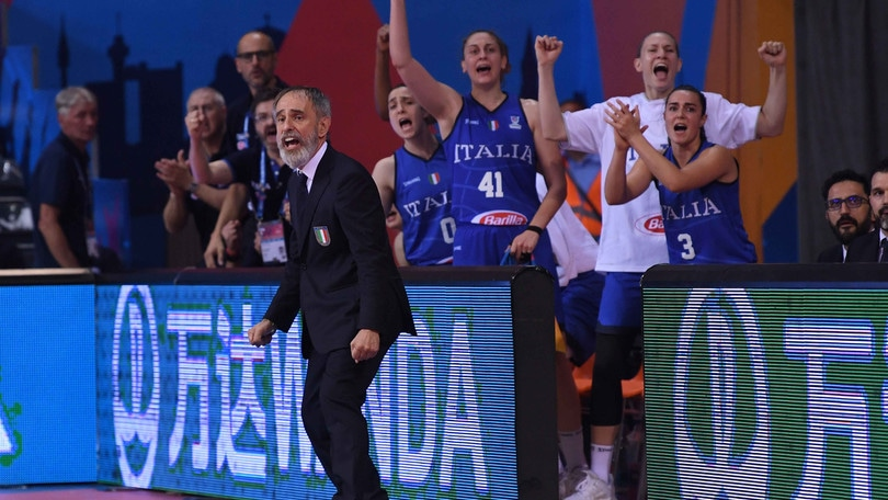 Basket, Europei donne: l'Italia vince all'esordio, battuta la Turchia