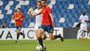 La Spagna di Fàbian Ruiz domina la Francia: festa per la conquista della finale degli Europei