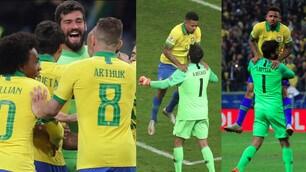 Coppa America, Alisson e Gabriel Jesus decisivi ai rigori: Brasile in semifinale