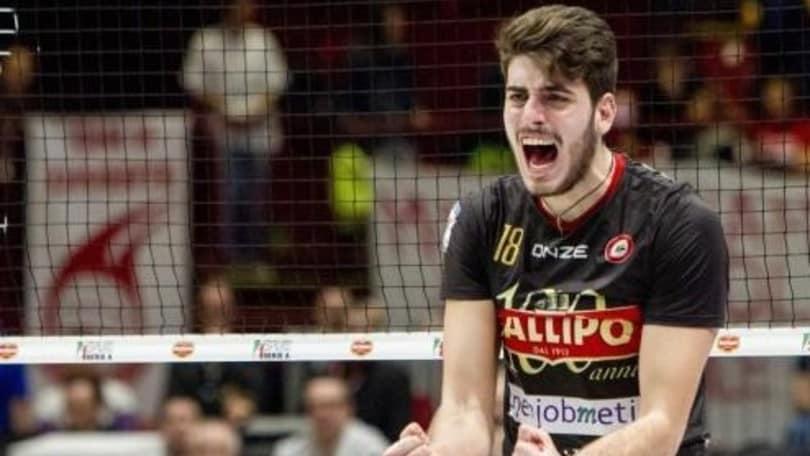 Luca Presta è un nuovo giocatore di Mondovì