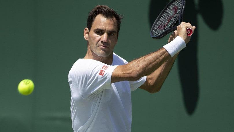 Wimbledon: Federer insegue Djokovic, Nadal a 5,50