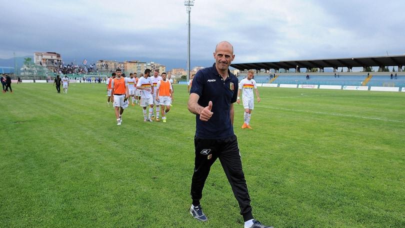 Giuseppe Pancaro è il nuovo allenatore della Pistoiese