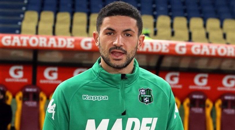 Sensi all'Inter: accordo con il Sassuolo