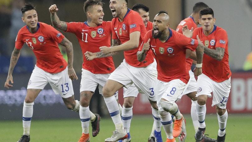 Coppa America, Colombia eliminata: passa il Cile ai rigori