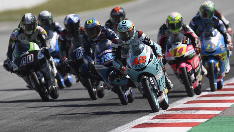 Moto3: Antonelli va in pole ad Assen