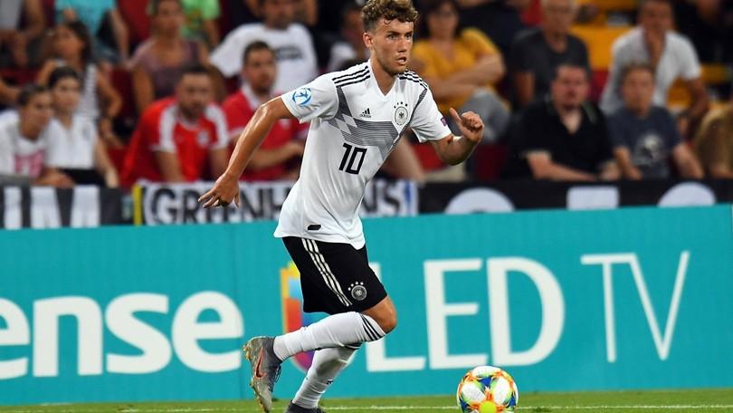 Waldschmidt, 4 gol nell'Europeo Under 21