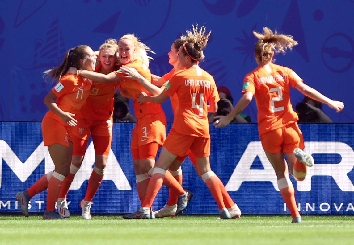 Mondiali femminili: Miedema e Van Der Gragt stendono l'Italia. Azzurre eliminate