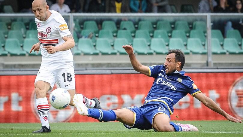 Parma, Galano ceduto a titolo definitivo al Pescara