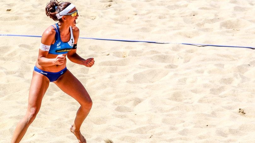 Mondiali: Menegatti-Orsi Toth ai sedicesimi, Ranghieri-Caminati ko