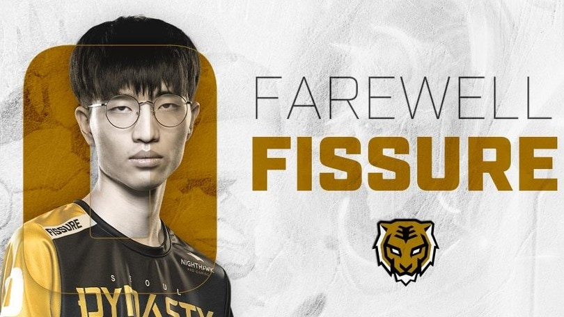 Overwatch League: i Seoul Dynasty salutano Fissure