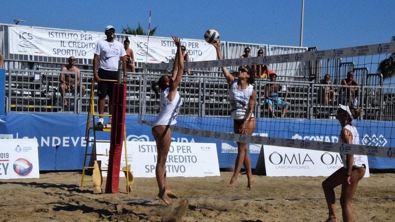 ICS Beach Volley Tour Lazio:a Terracina vincono Culiani-Fiore e Titta-Ferenciac