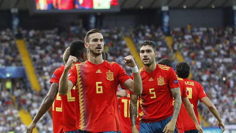 Spagna campione d'Europa U21: Fabian Ruiz stende la Germania